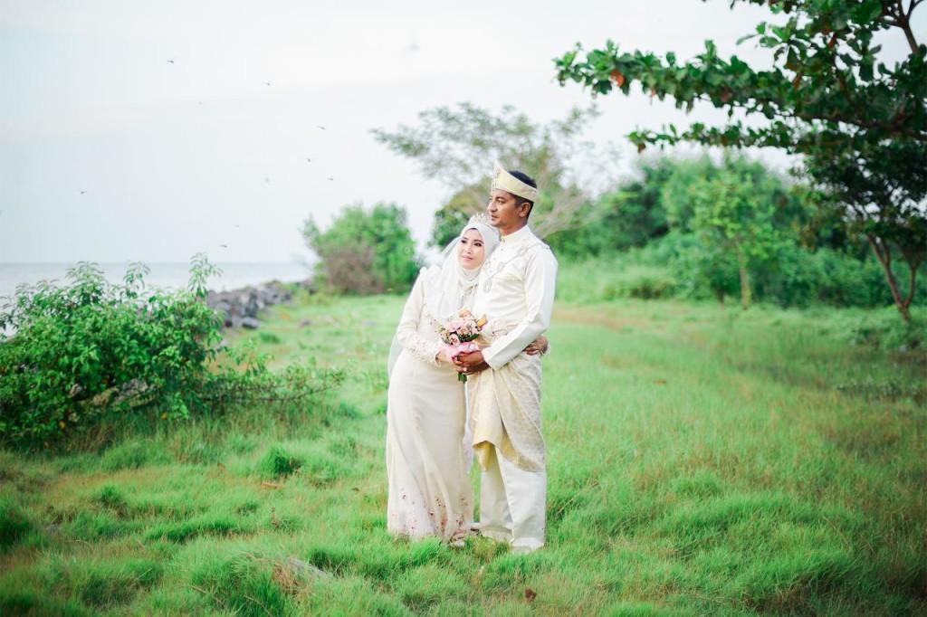 digital darkroom studio jurugambar perkahwinan utara kedah malaysia azham fazrina 12