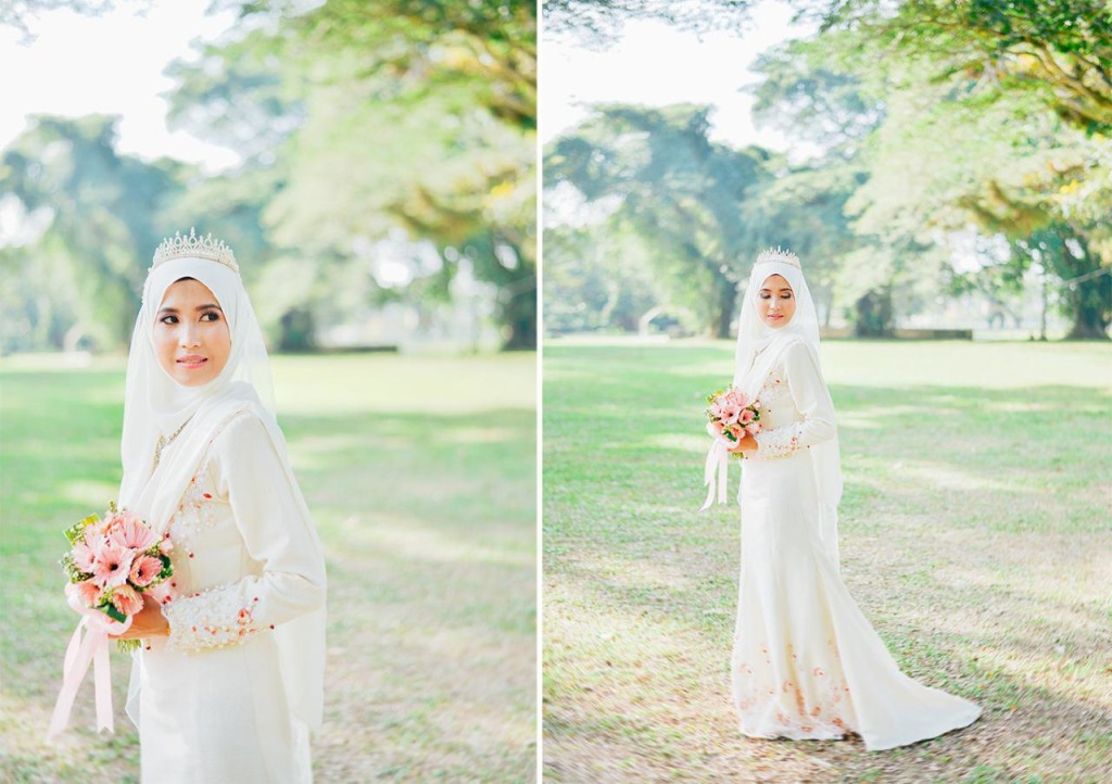 digital darkroom studio jurugambar perkahwinan utara kedah malaysia azham fazrina 2