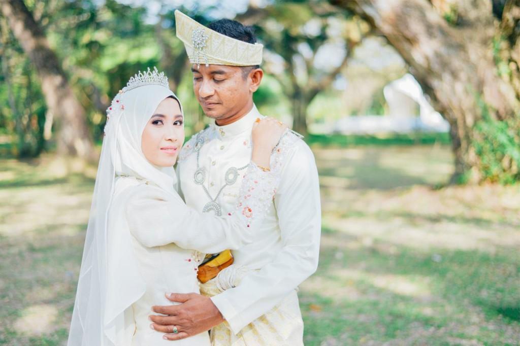 digital darkroom studio jurugambar perkahwinan utara kedah malaysia azham fazrina 4