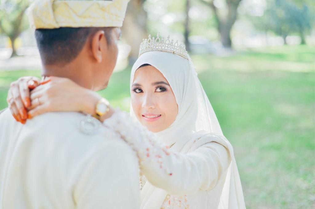 digital darkroom studio jurugambar perkahwinan utara kedah malaysia azham fazrina 5