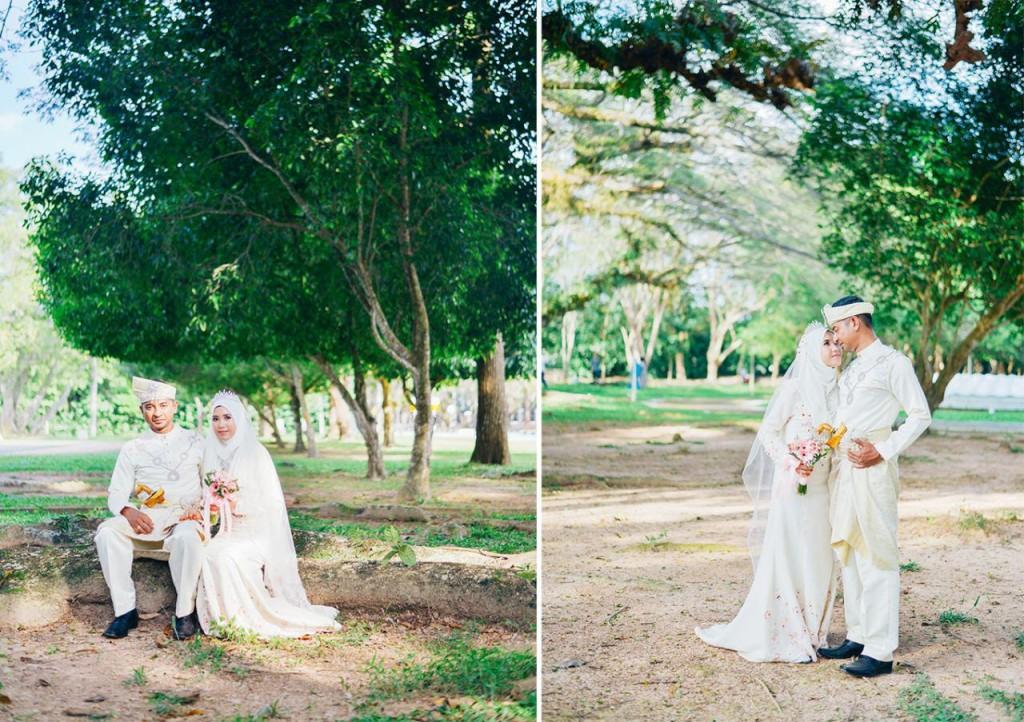 digital darkroom studio jurugambar perkahwinan utara kedah malaysia azham fazrina 7
