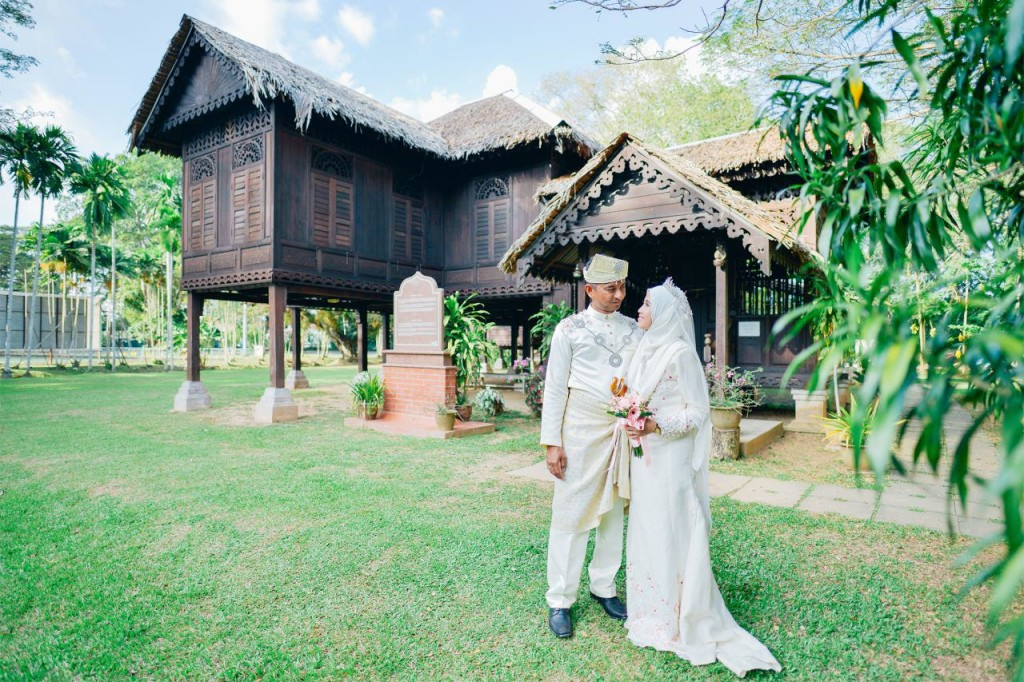 digital darkroom studio jurugambar perkahwinan utara kedah malaysia azham fazrina 9