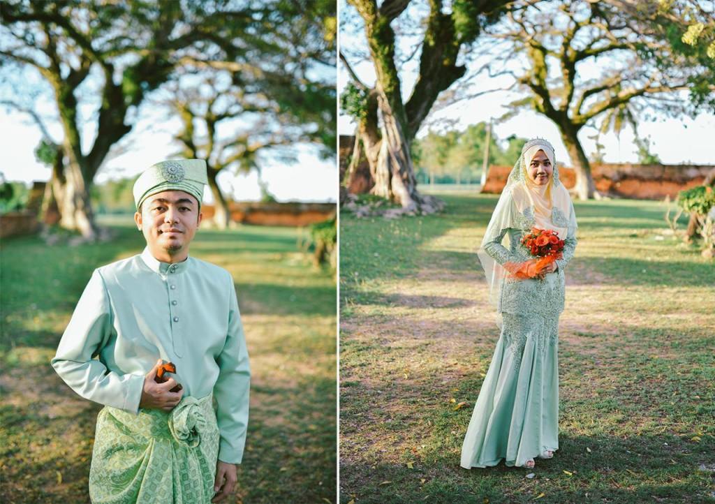 digital darkroom studio jurugambar perkahwinan utara kedah malaysia ammar fareha 1