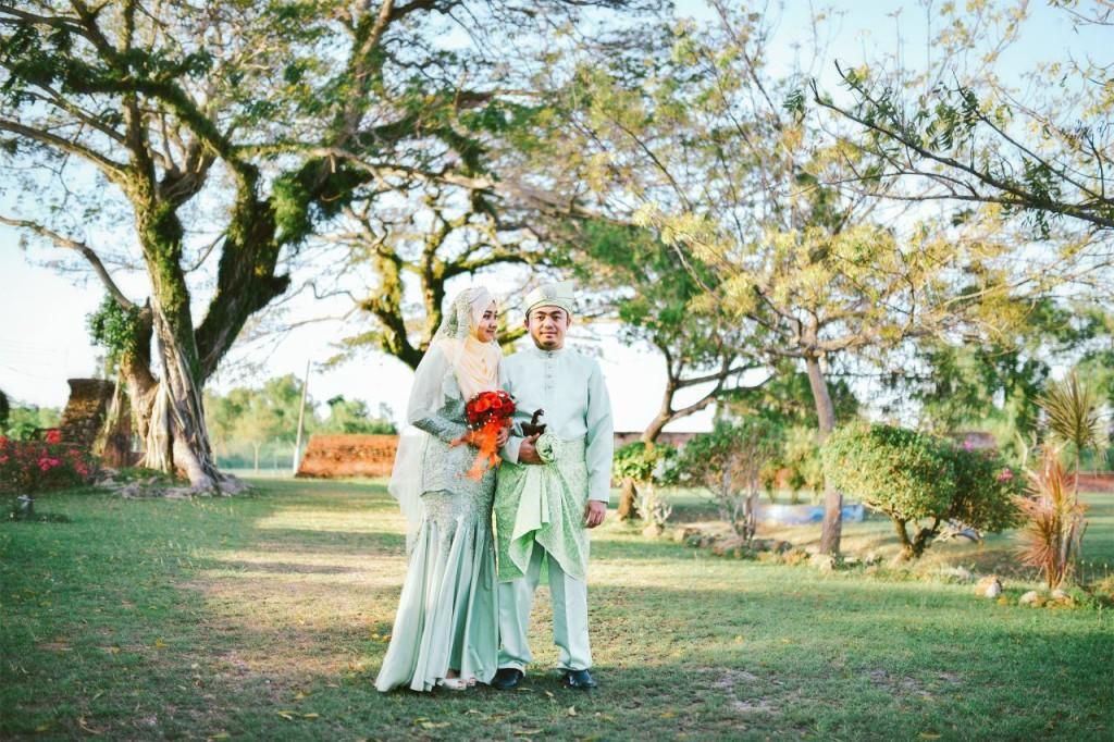 digital darkroom studio jurugambar perkahwinan utara kedah malaysia ammar fareha 4
