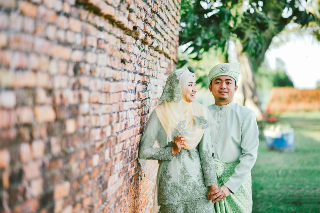 digital darkroom studio jurugambar perkahwinan utara kedah malaysia ammar fareha 5