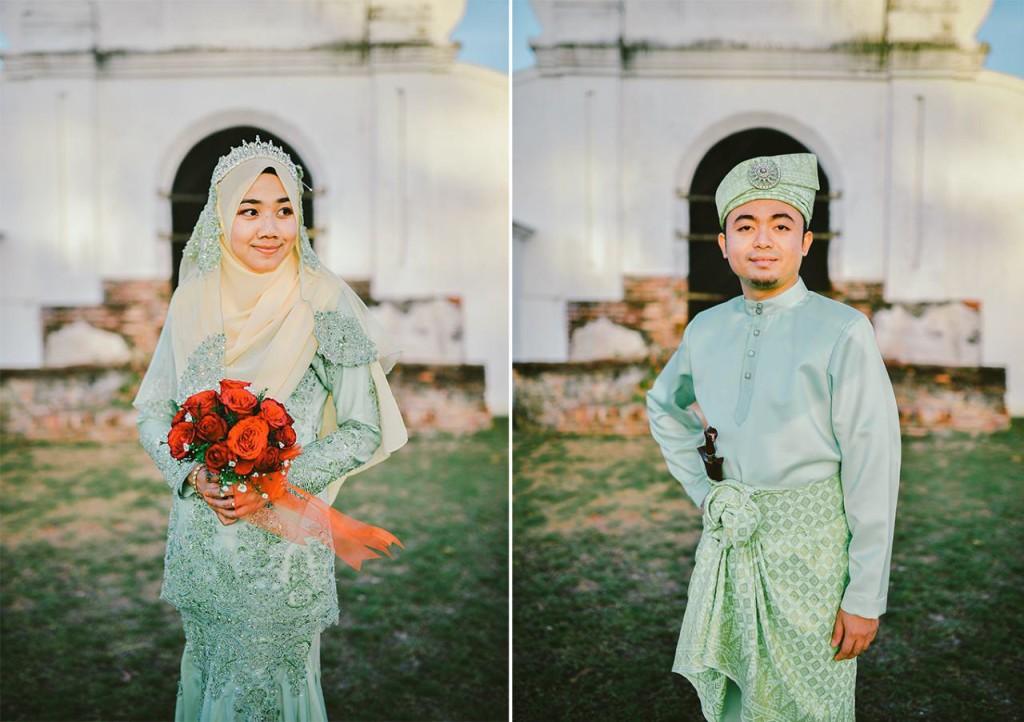 digital darkroom studio jurugambar perkahwinan utara kedah malaysia ammar fareha 6