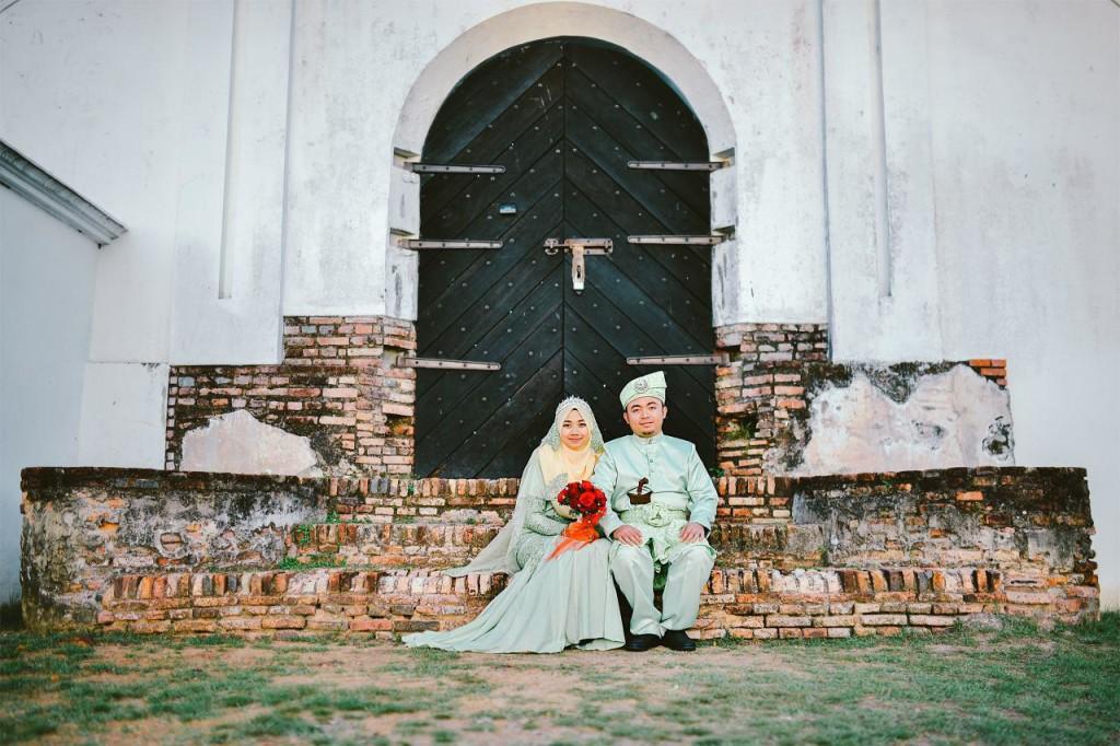 digital darkroom studio jurugambar perkahwinan utara kedah malaysia ammar fareha 7