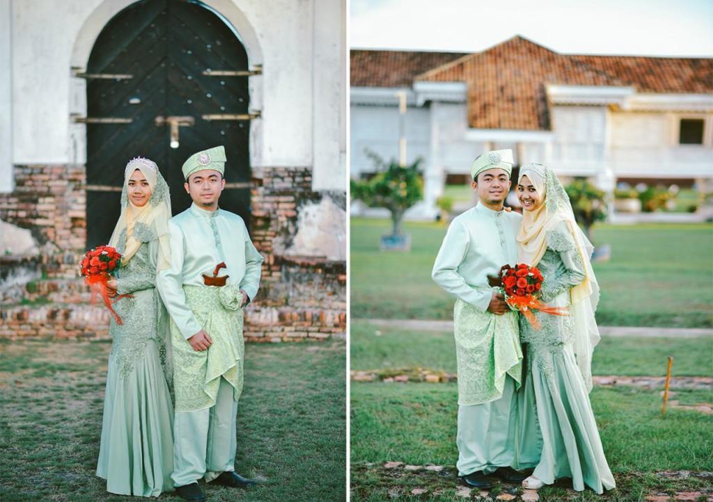 digital darkroom studio jurugambar perkahwinan utara kedah malaysia ammar fareha 8