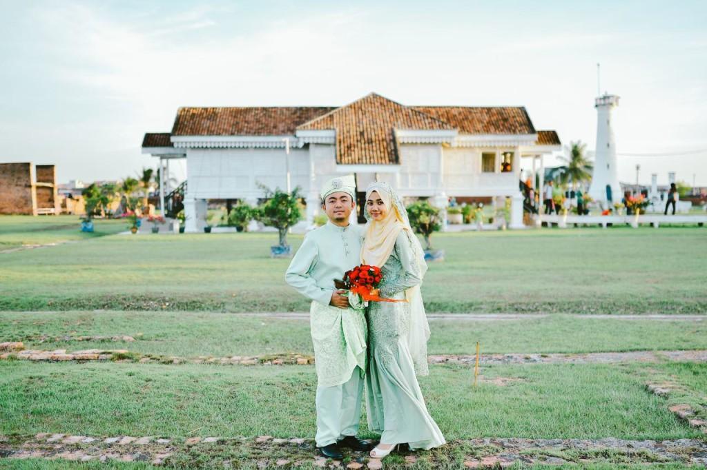 digital darkroom studio jurugambar perkahwinan utara kedah malaysia ammar fareha 9