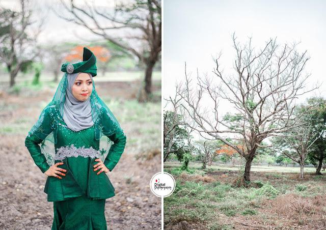 maisarah & adzim jurugambar perkahwinan utara kedah perlis malaysia digitaldarkroom studio 3