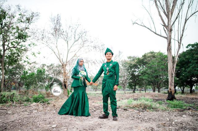 maisarah & adzim jurugambar perkahwinan utara kedah perlis malaysia digitaldarkroom studio 4