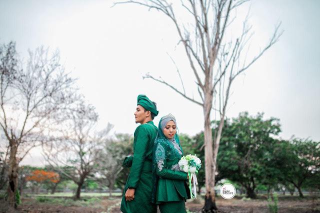 maisarah & adzim jurugambar perkahwinan utara kedah perlis malaysia digitaldarkroom studio 5