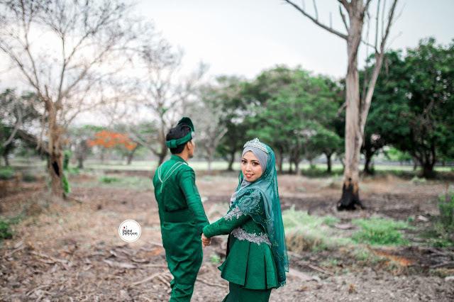 maisarah & adzim jurugambar perkahwinan utara kedah perlis malaysia digitaldarkroom studio 6