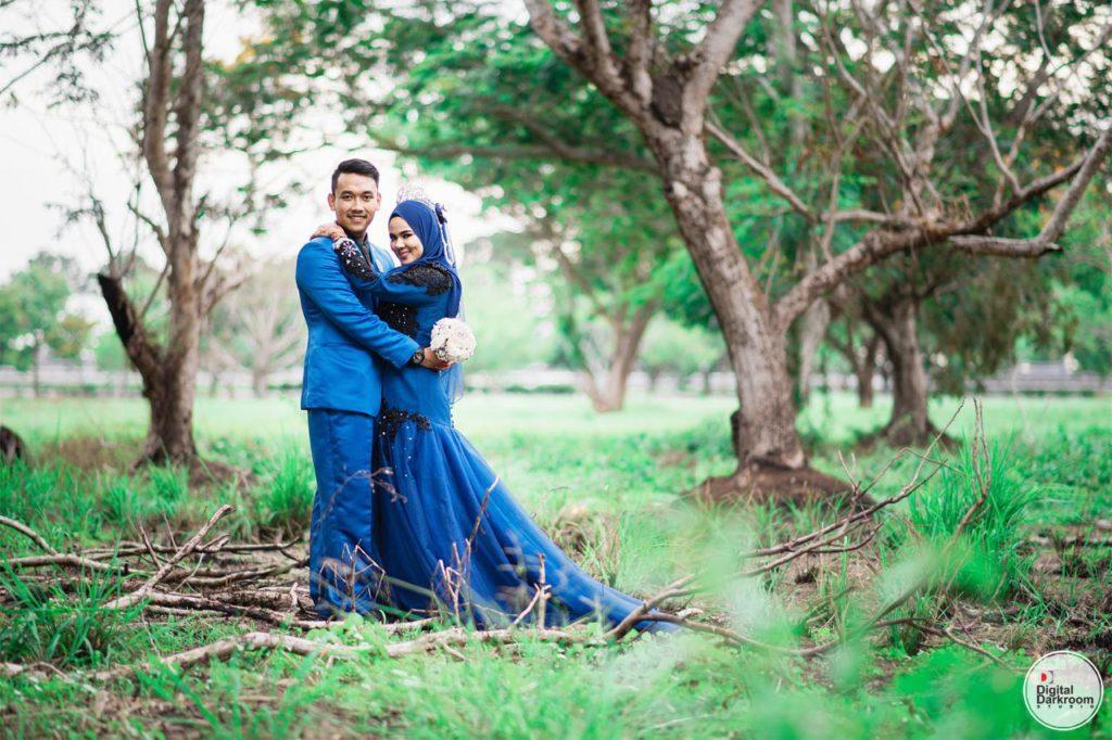 jurugambar perkahwinan utara kedah perlis penang digital darkroom studio yasin yusliana 1