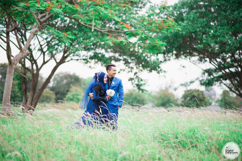 jurugambar perkahwinan utara kedah perlis penang digital darkroom studio yasin yusliana 2