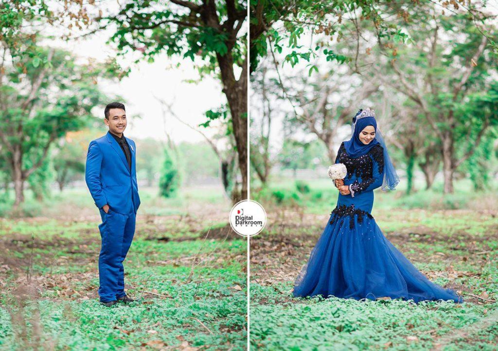 jurugambar perkahwinan utara kedah perlis penang digital darkroom studio yasin yusliana 4