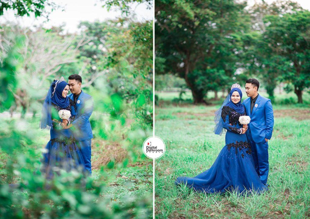 jurugambar perkahwinan utara kedah perlis penang digital darkroom studio yasin yusliana 5