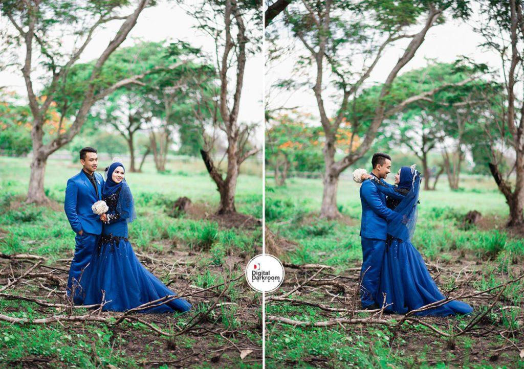 jurugambar perkahwinan utara kedah perlis penang digital darkroom studio yasin yusliana 6