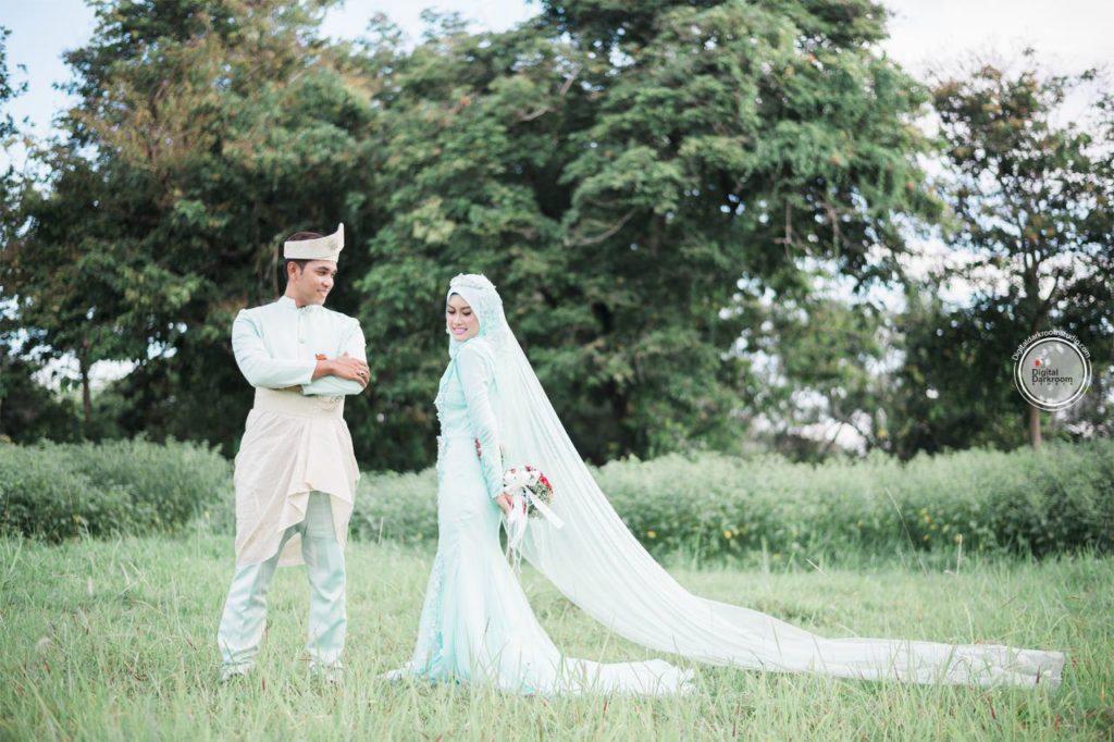 digital darkroom studio jurugambar perkahwinan majlis perkahwinan faris izyani