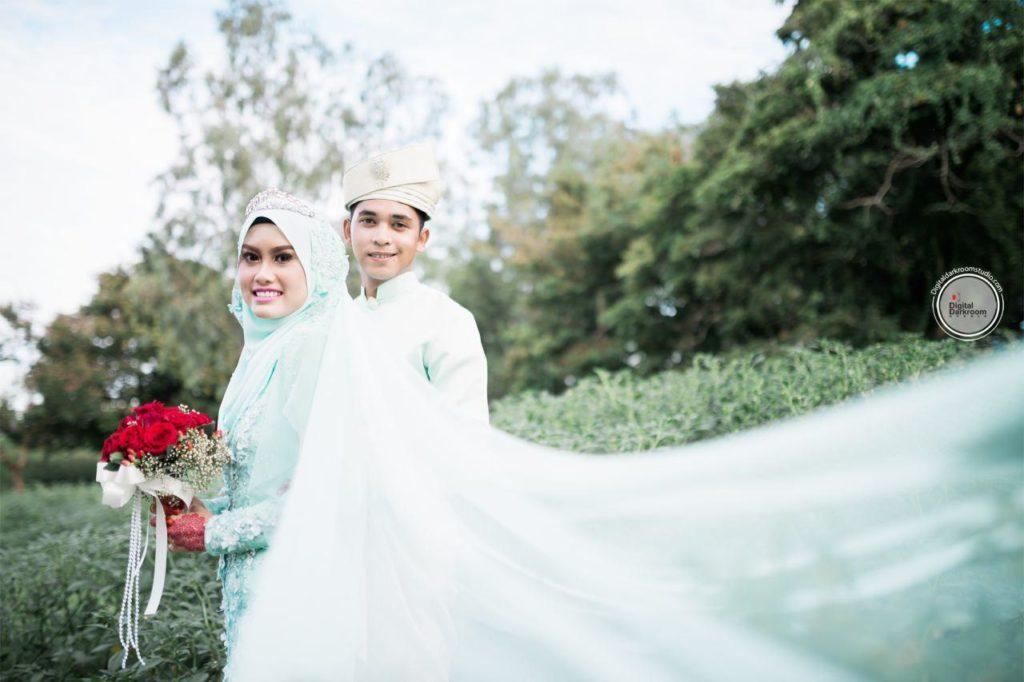 digital darkroom studio jurugambar perkahwinan majlis perkahwinan faris izyani 2