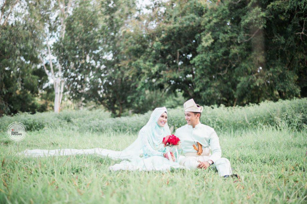 digital darkroom studio jurugambar perkahwinan majlis perkahwinan faris izyani 3