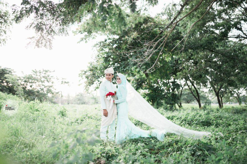 digital darkroom studio jurugambar perkahwinan majlis perkahwinan faris izyani 7