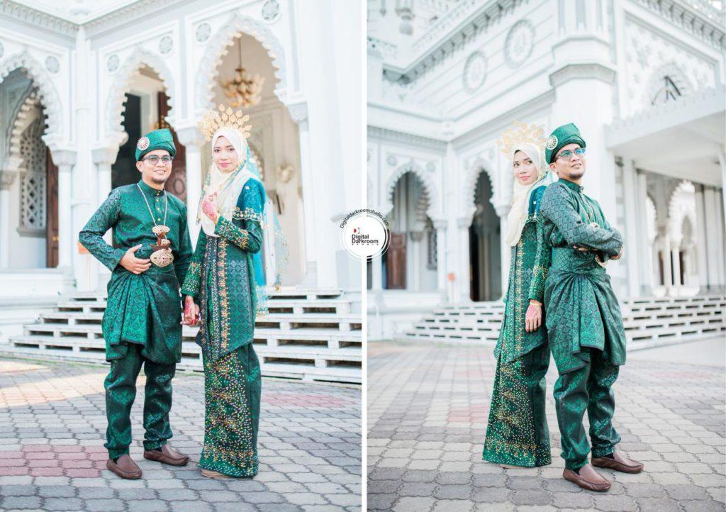 jurugambar perkahwinan utara kedah digital darkroom studio ady mirah 4