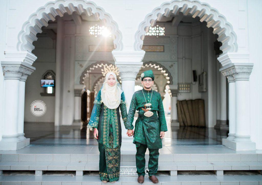 jurugambar perkahwinan utara kedah digital darkroom studio ady mirah 5