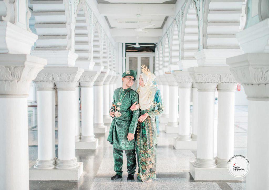 jurugambar perkahwinan utara kedah digital darkroom studio ady mirah 6