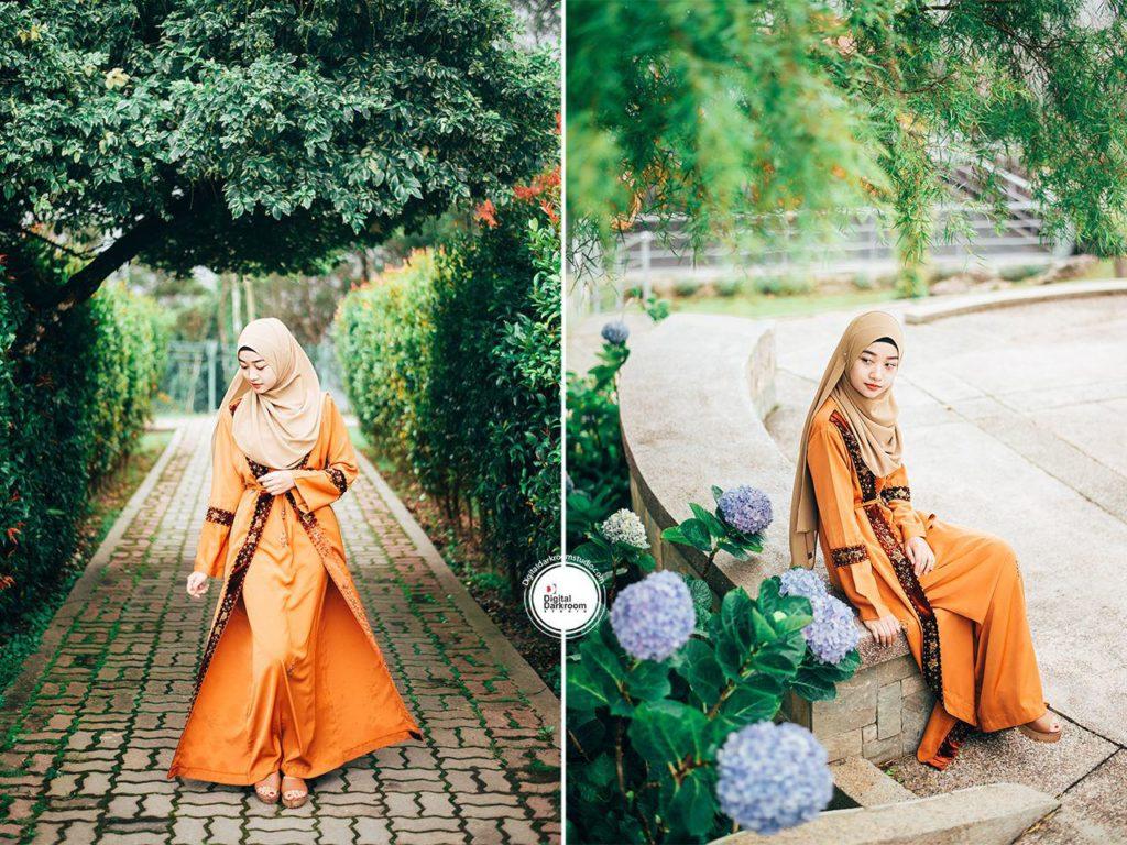 digital-darkroom-studio-jurugambar-perkahwinan-utara-malaysia-outdoor-portraiture-session-ashikin-3