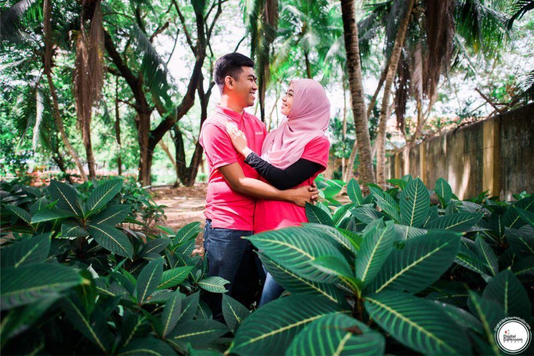 Nashan + Hasanah | Post Wedding