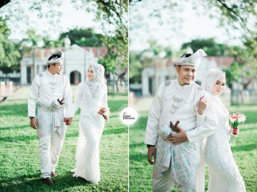 Fatin + Kuden | Wedding