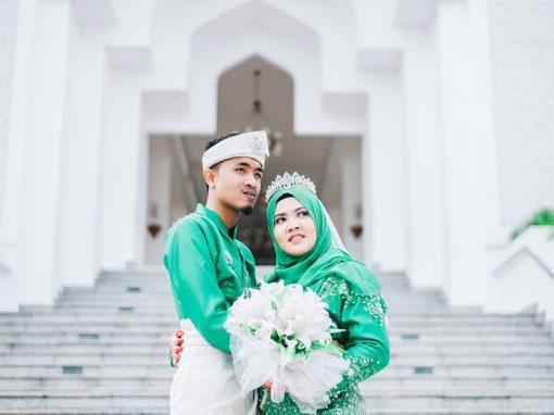 Saifullah + Nazira | Wedding