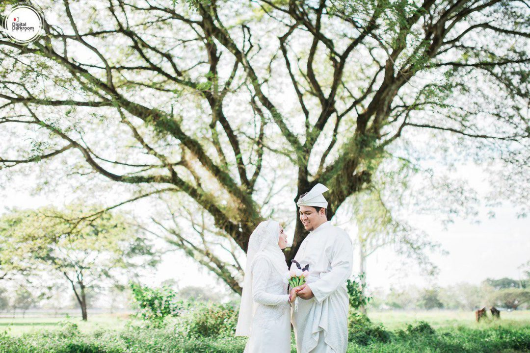 Nurul Faqihah + Zubair | Wedding