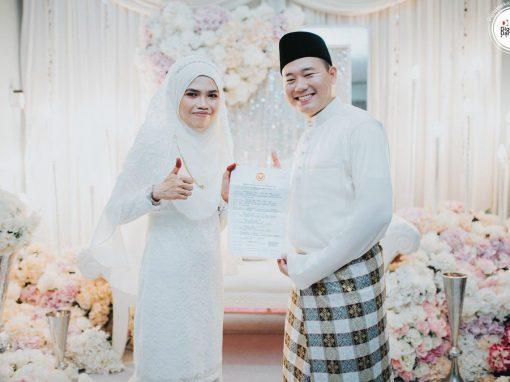 Nur Syafira + Fadli | Solemnization