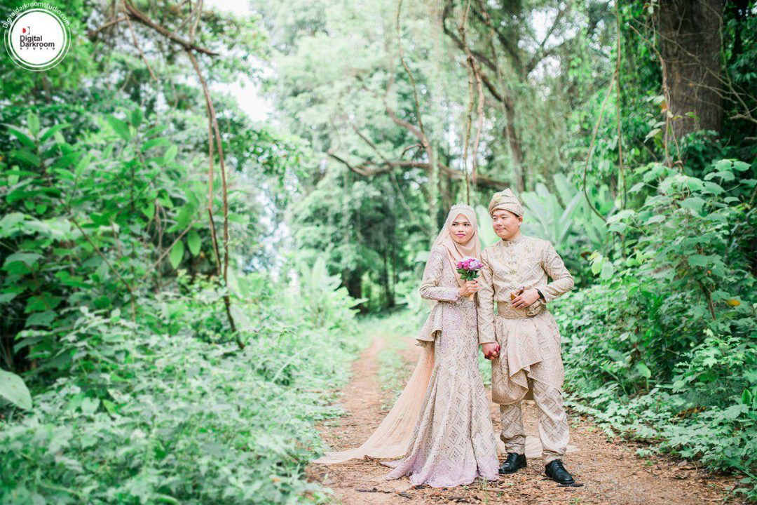 Nur Syafira + Fadli | Wedding