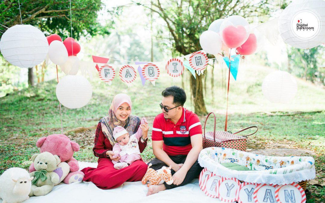 Faqih Dayyan Family Portraiture