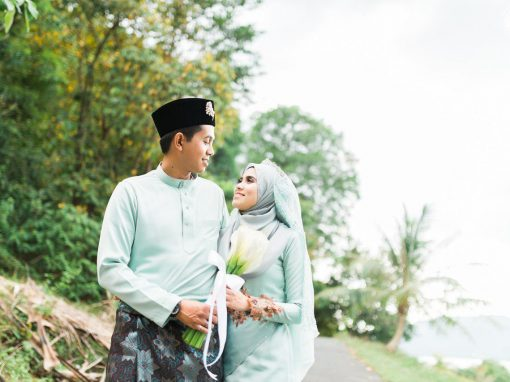 Hamdi + Fatin | Wedding