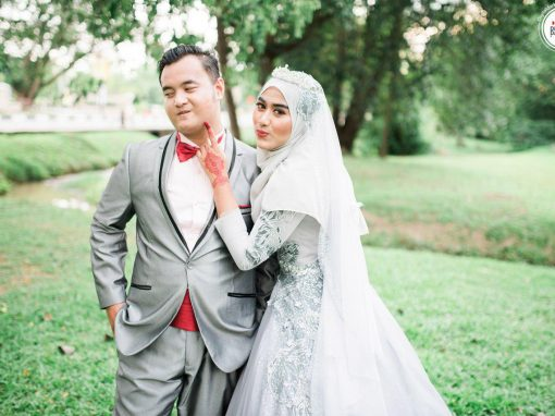 Ilyana + Afif | Wedding