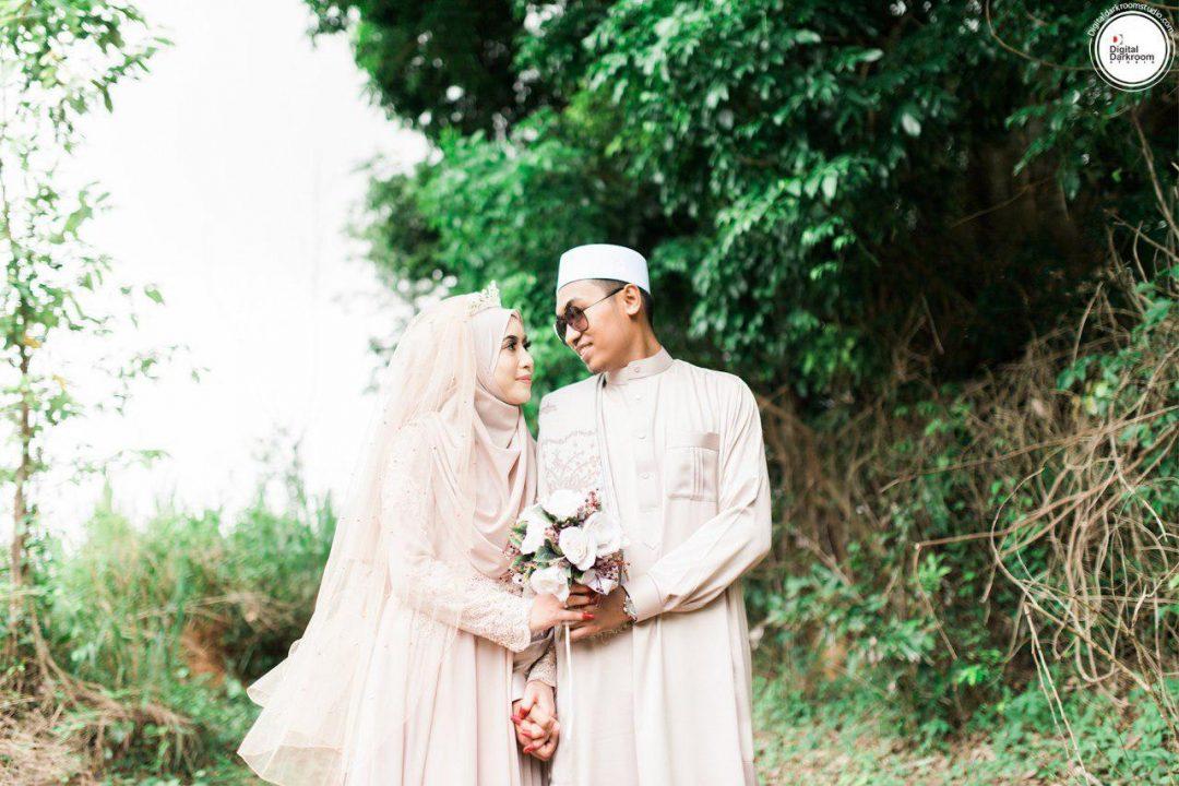 Nur Syafiqah + Hadi | Wedding