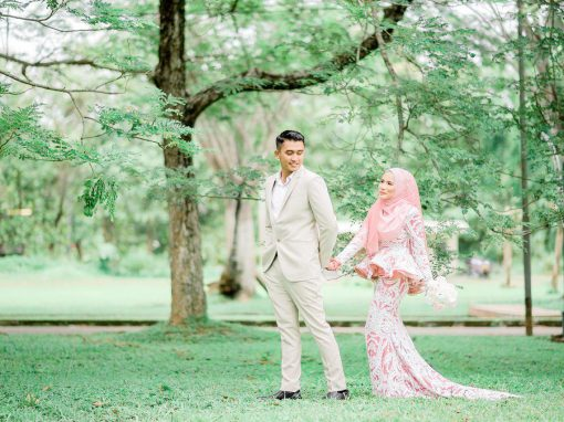 Nur Elfira + Kasyful Asymir | Wedding