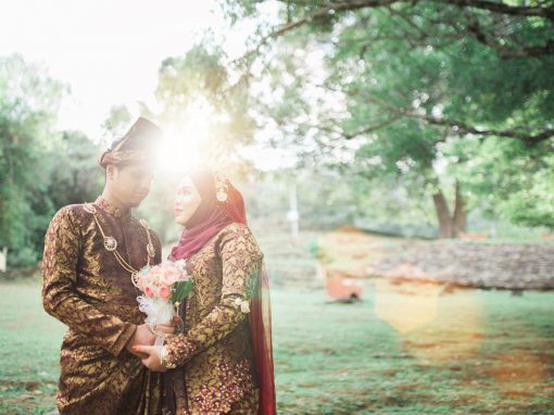 Rosliza + Sufri | Wedding