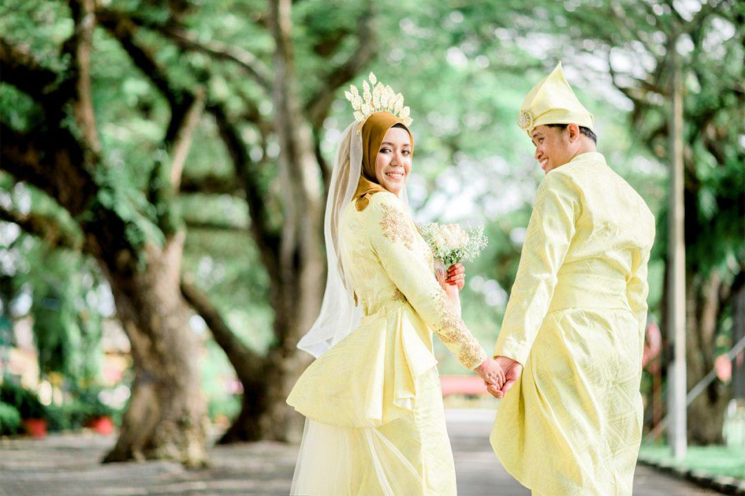Zulaikha + Fawwaz | Wedding