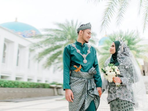 Nur Sabrina + Anuar | Wedding