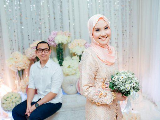 Dr Nur Syazleen + Daniel | Engagement