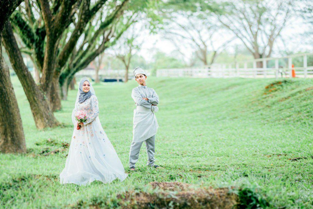 Fatimah + Syafiq | Wedding