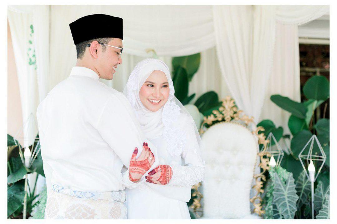 Dr Nur Syazleen & Mohd Daniel | Solemnization