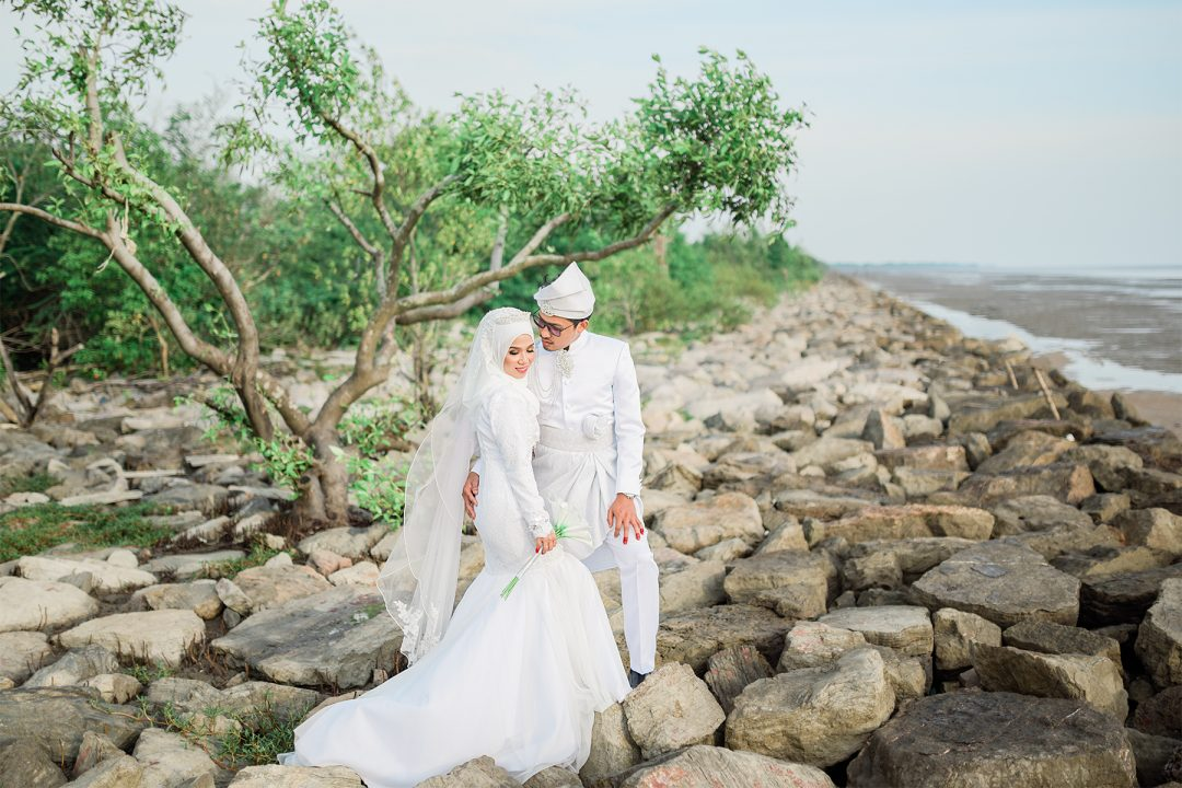 Nur Syazana + Hariz | Wedding