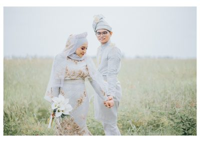 Fawwaz + Nadia | Wedding