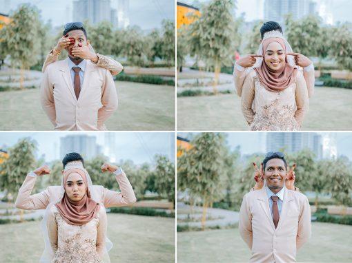 Hazwan + Nurafiqah | Wedding